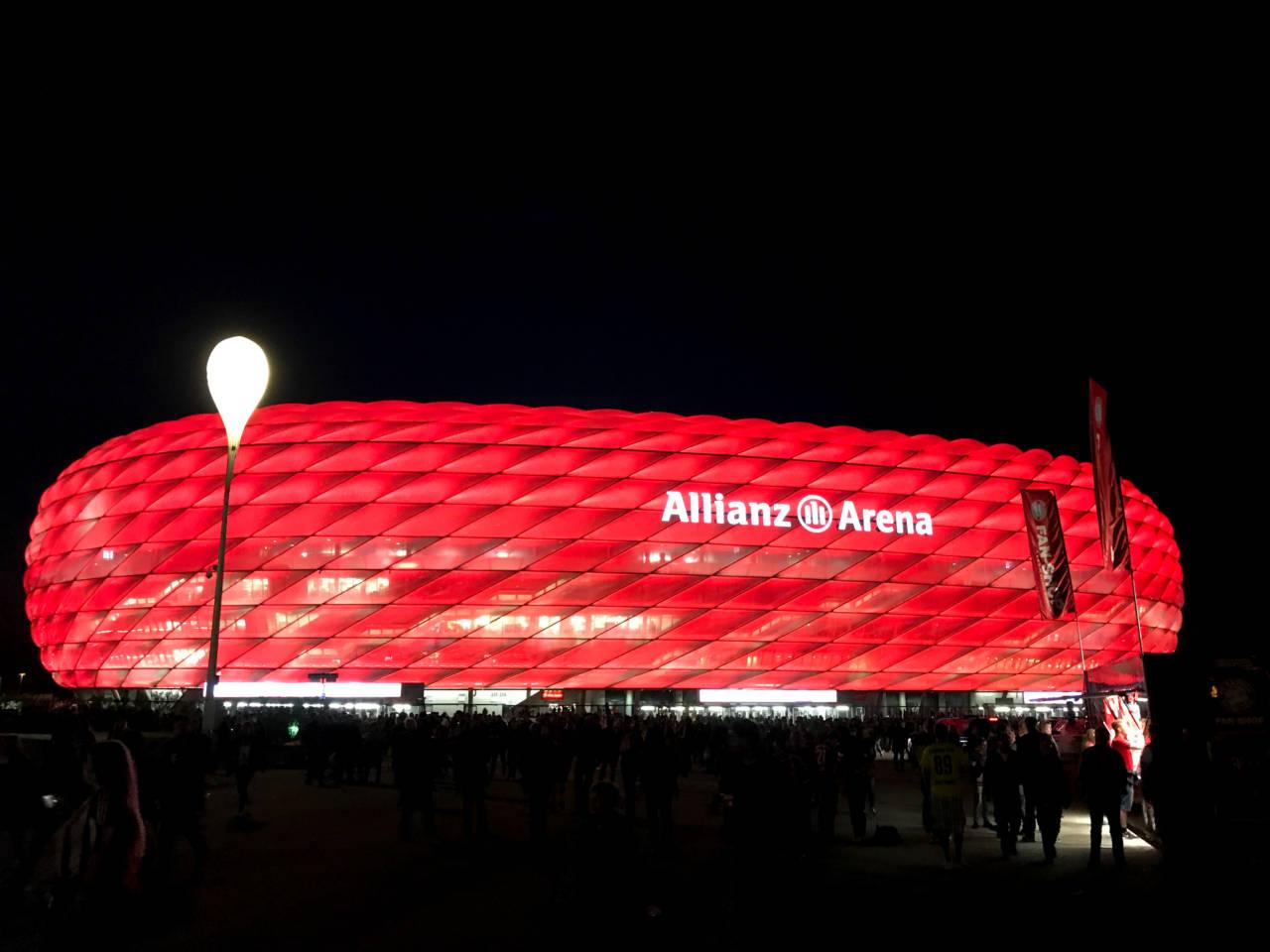 08 04 2017 Fcb Bvb Allianz Arena Muenchen 022